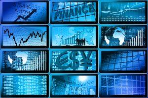Symbole für binäre Optionen und Kredite